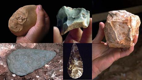 Historical lineage a fabrica o de instrumentos - Herramientas para piedra ...