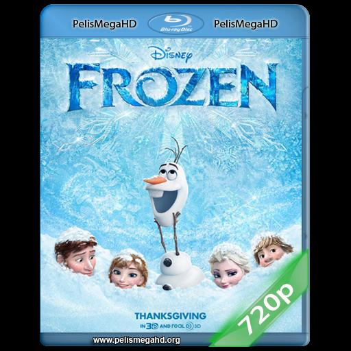 FROZEN: EL REINO DE HIELO (2013) 720P HD MKV ESPAÑOL LATINO
