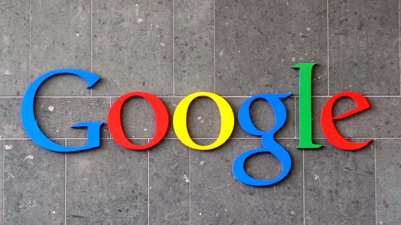 Tampilan Google Dari Tahun ke Tahun 1