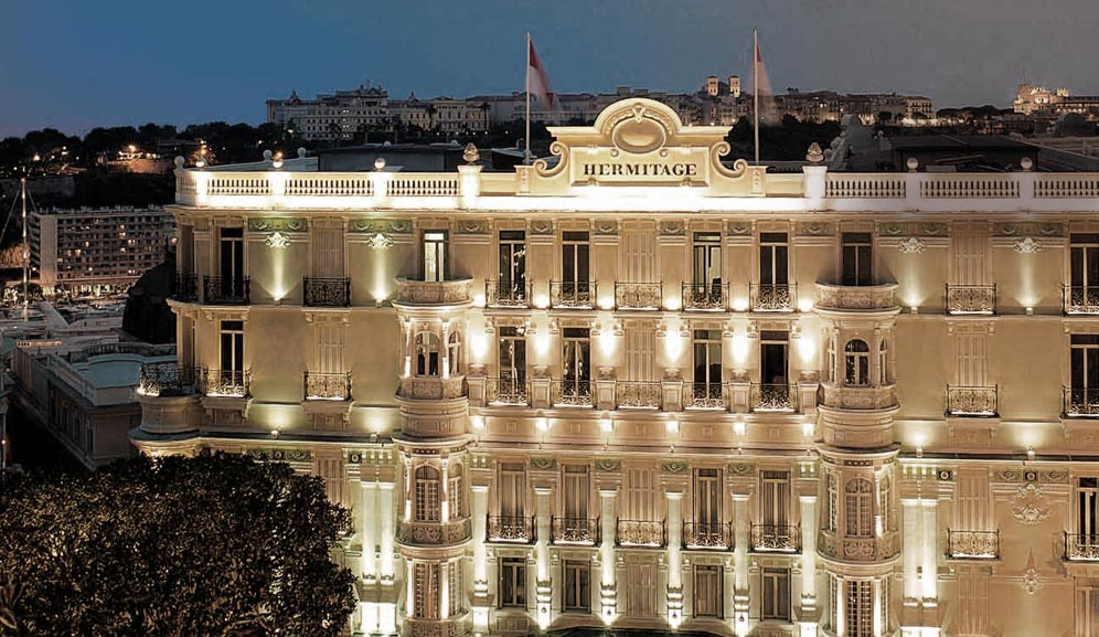 Five Star Hotels H 244 Tel Hermitage Monaco