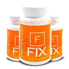Thuốc giảm cân fix - Fix giảm cân rất an toàn cho sức khỏe