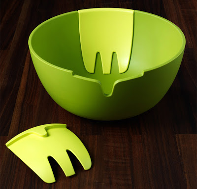 Cool Salad Bowls and Creative Salad Server Designs (15) 14