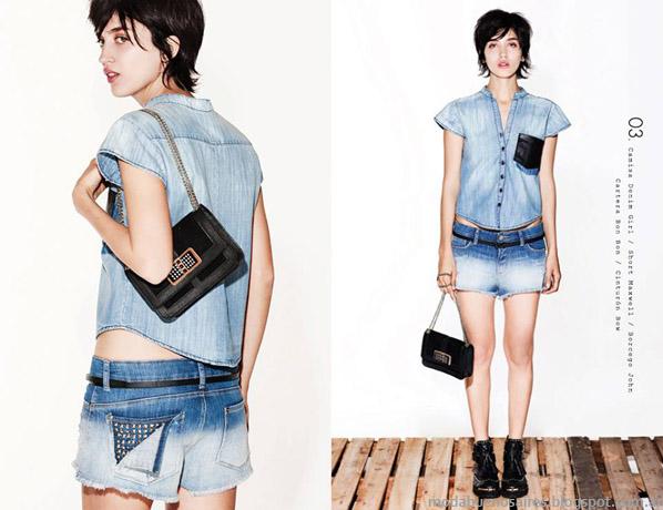 Jeans Delaostia priamvera verano 2014