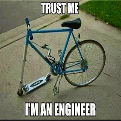 engineer bike
