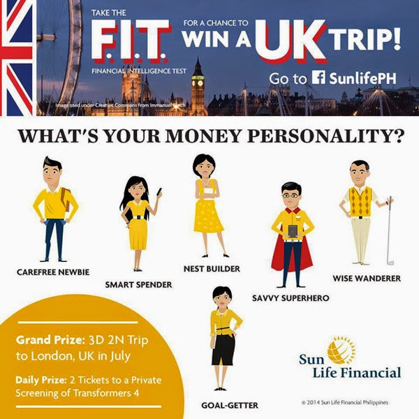 Click to get a chance to Win a UK Trip