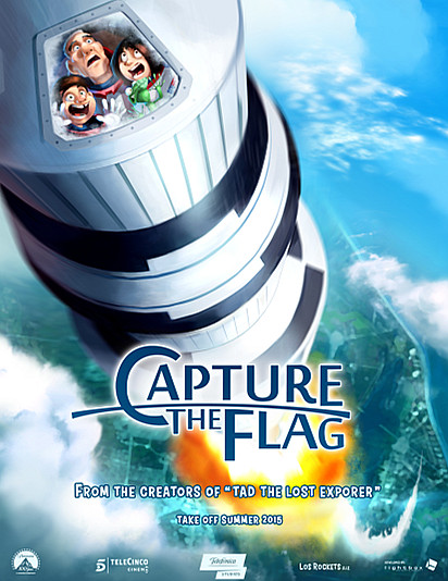 Sinopsis Film Animasi Capture the Flag (2015)