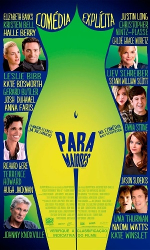 Download Filme Para Maiores (Movie 43) (2013) DVDRip - Torrent