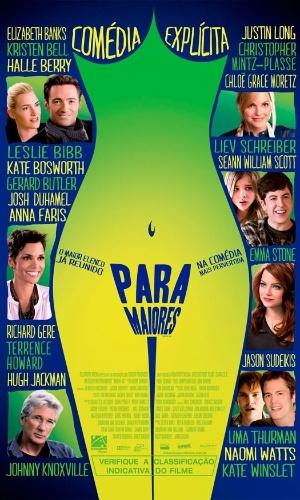 Download Filme Para Maiores (Movie 43) (2013) DVDRip - Torrent