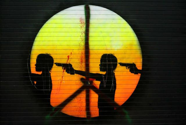 Street Art on Brick Lane