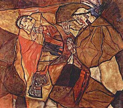 Agonia (Egon Schiele)