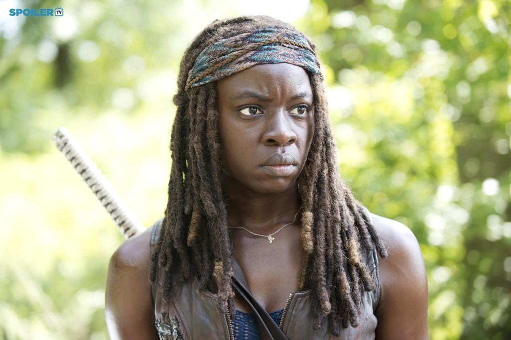 The Walking Dead novas imagens