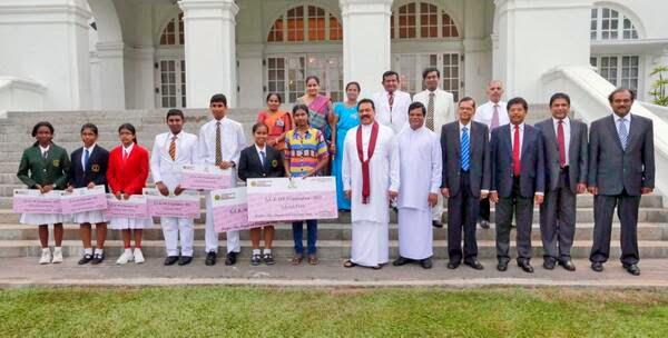Ravin Lasindu Tennakoon GCE O/L 3rd Place