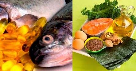 omega 3 içeren besinler