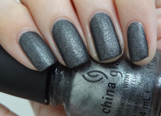 China Glaze Stone Cold