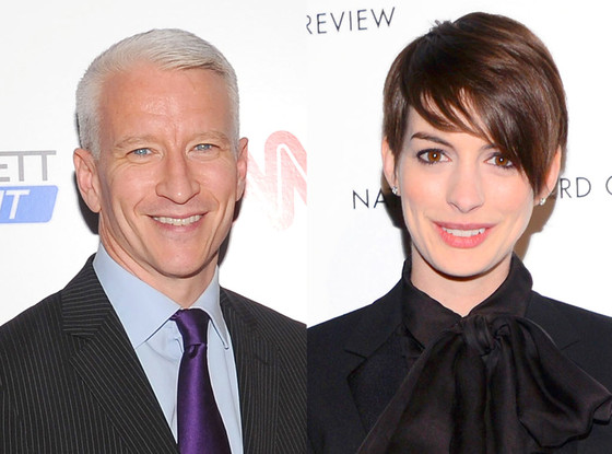 Anderson Cooper Defends Anne Hathaway After Oscar Criticism: Give Her a Break!