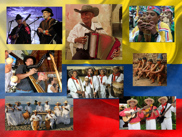 La cultura en la música, narrando las vivencias del pueblo, sus creencias, sus luchas y sus sueños.