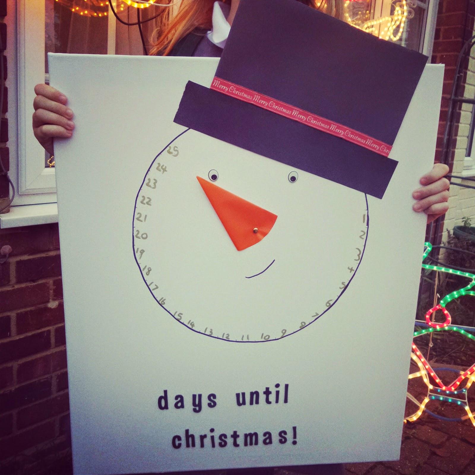 Top Ender's Christmas Countdown aka Her Homework