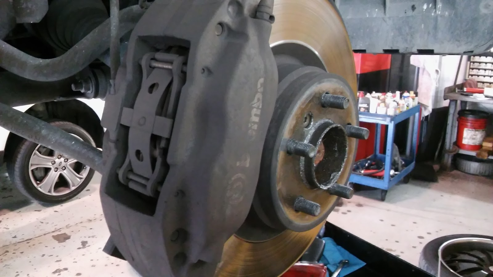 or change help pads land remove to rover front how a the brakes landrover range brake on