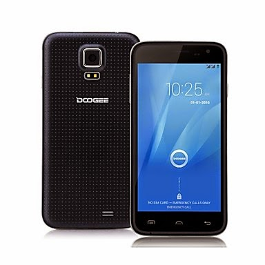 Doogee Voyager2 Android 4.4 con Air Gesture