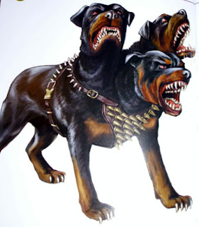 Whats The Name Of The  Headed Dog