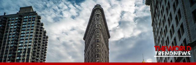 triangle shaped building tourist attraction, Flatiron Building  the triangle shaped building , ny, new york city, new york,