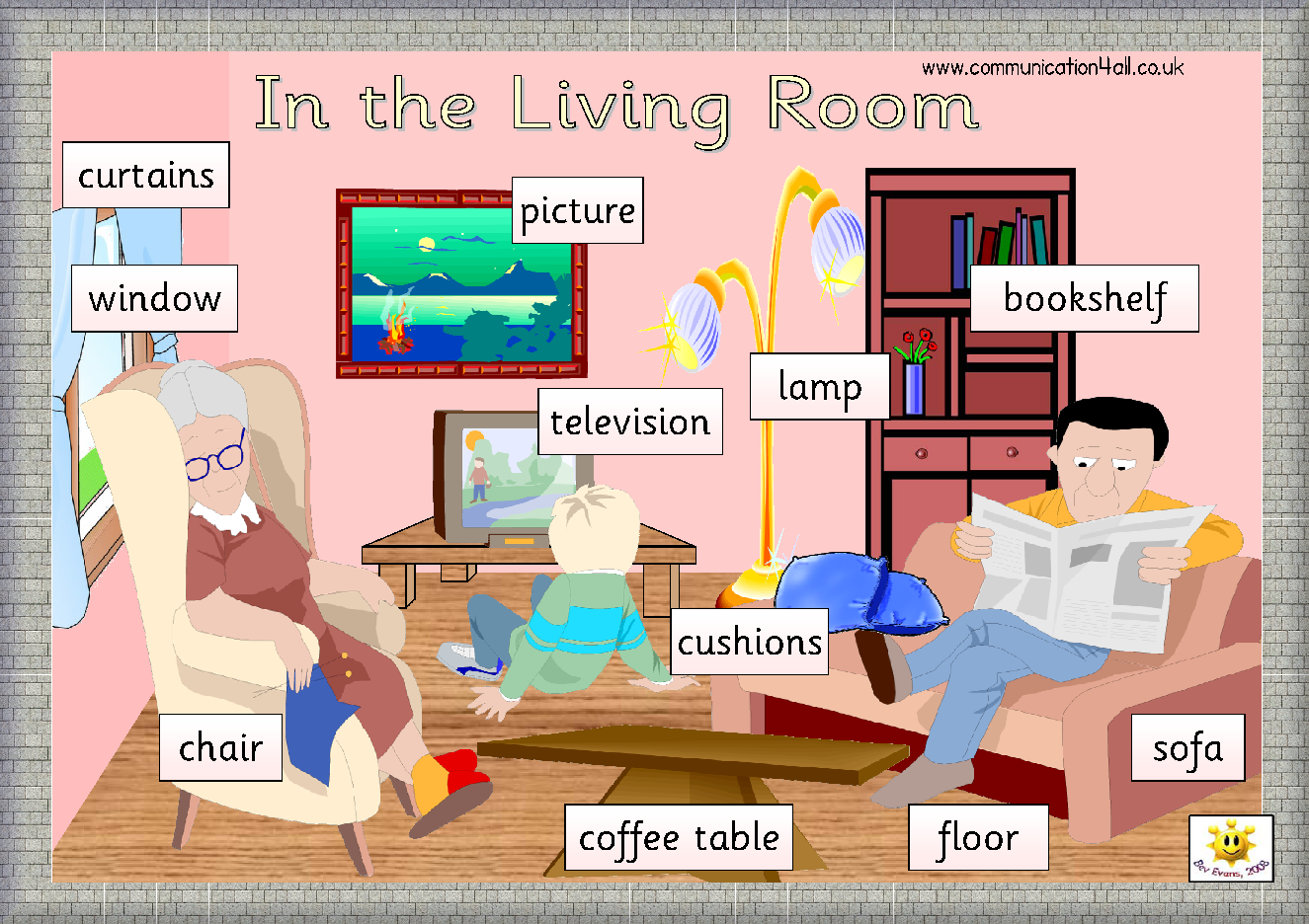 High Quality In UNIT 1 We Are Learning Vocabulary Related To The HOUSE And FURNITURE.  Try These Games To Practise!!! Enjoy!!!