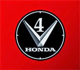 Honda V4 Logo