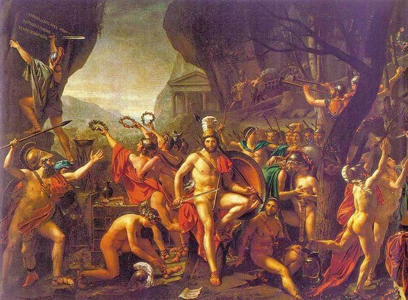 The Battle of Thermopylae 1