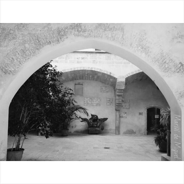 Entrada del Castell-Palau de Albalat dels Sorells