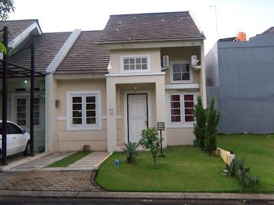 Model Rumah tipe 21Sederhana