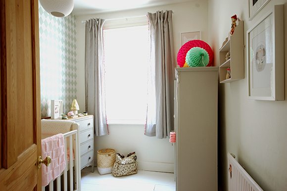 Boho deco chic insp rate como decorar una habitaci n de - Como decorar una habitacion de bebe ...