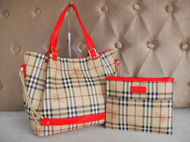 Tas Burberry 11439 (Red)