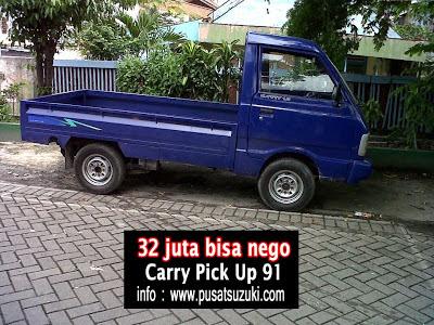 Di Jual Suzuki Carry Pick Up 1.0 tahun 91 ( HARGA 32jt NEGO) grobogan
