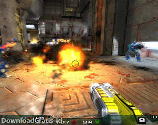 Download Game FPS Deathmatch Gratis