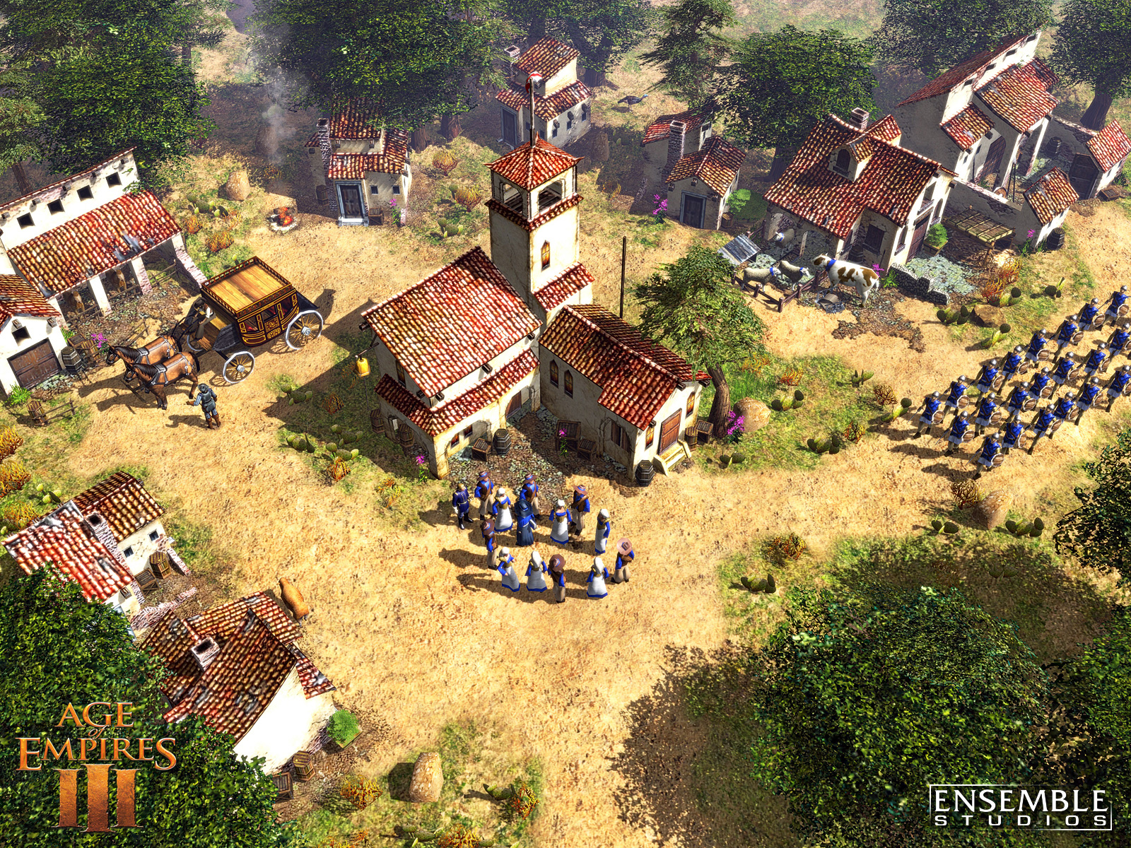Download - Age Of Empires 3 PC