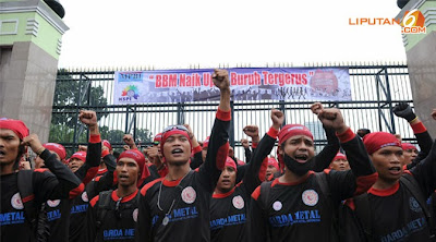 Ratusan Ribu Buruh Bakal Demo Lagi pada 28-29 November