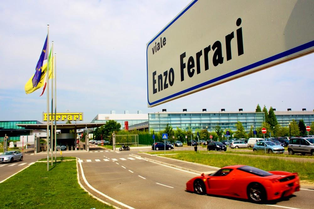 Maranello, Ferrari