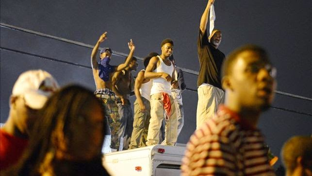 disturbios raciales,