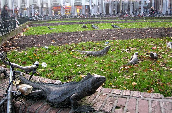 Iguana Park, Amsterdam, Países Bajos
