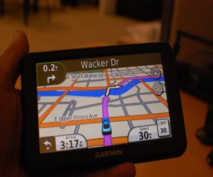gps and the future of navigation Download this network gps navigation modern city future technology photo now and search more of istock's library of royalty-free stock images that features abstract.