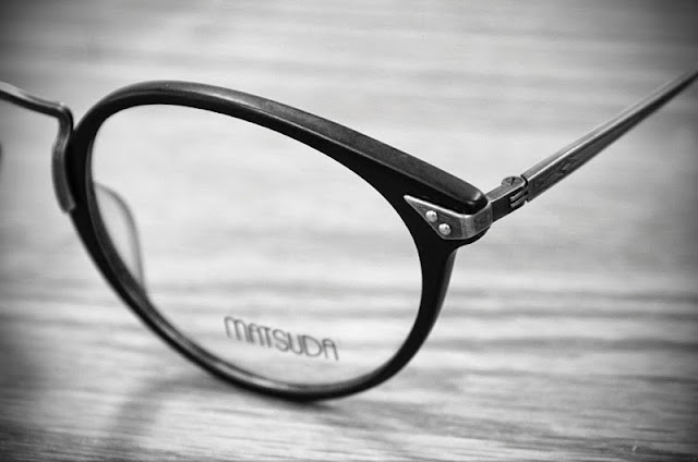 MATSUDA Vintage eyeglasses