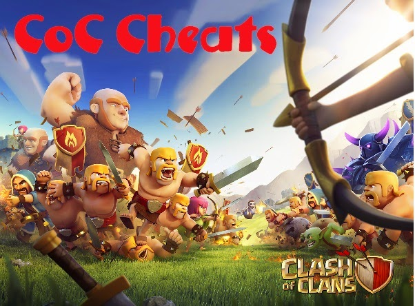 [HOT] CoC Cheats