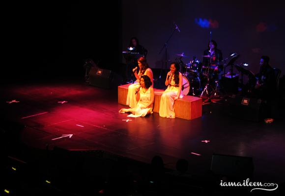 I am Aileen - Baihana Jazz Concert Music Museum Love Songs