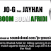 JO-G ft Jayhan – Boom Boom Afridi (Audio Song)