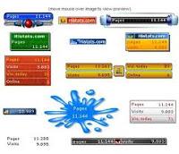 Cara Memasang Widget Statistik Visitor Histats di Blog