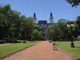 En la plaza frente a la Aduana porteña se pondrá el monumento a Juan Domingo Perón