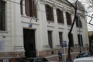"Fachada Escuela N°03: ""Manuel Solá"""
