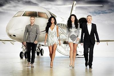 Gary Barlow, Nicole Scherzinger, X Factor picture
