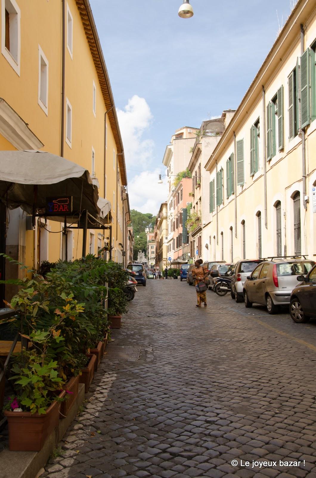 Rome - Testaccio