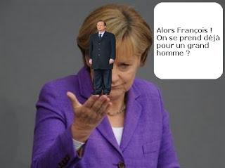 Les poids lourds de l'Europe